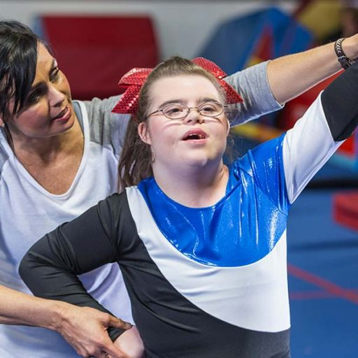 Special Needs Gymnastics Program